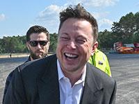 אלון מאסק, החודש. נשמע אופטימי כהרגלו / צילום: Patrick Pleul, Associated Press