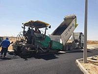 משאית של קבוצת אורון אחזקות  / צילום: קבוצת אורון אחזקות והשקעות