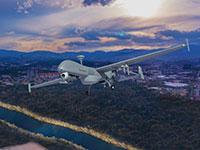 """מל""""ט של התעשייה האווירית. רשות החברות תוביל את ההנפקה / צילום: תעשיה אוירית"""