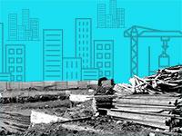 """האתר הנטוש של פרויקט פרי בסט בלוד - כתבות הנדל""""ן שעשו את השבוע / צילום: בר אל, גלובס"""