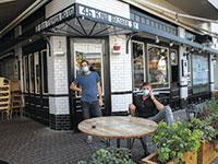 עוד מסעדה סגורה בצל הסגר השני בישראל / צילום: כדיה לוי, גלובס