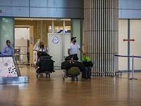 שדה התעופה בן גוריון, בחודש האחרון. החברות יוכלו להעניק החזר כספי על טיסות שבוטלו, תוך 90 יום / צילום: שלומי יוסף, גלובס