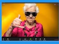 סבתא בזום  / צילום: שאטרסטוק