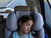 ילדה במושב האחורי של הרכב / צילום: שאטרסטוק