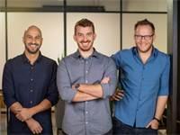 היזמים בתמונה מימין לשמאל: חן גור אריה, רוי ארליך וברק טווילי / צילום: אריק סולטן