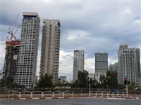 שכונת פארק צמרת בתל אביב. בעתיד לדיירים יהיה משרד מתחת לבית? / צילום: גיא ליברמן, גלובס