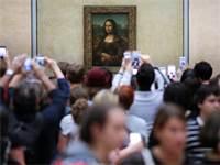 מוזיאון הלובר, צרפת / צילום: AP Photo, AP