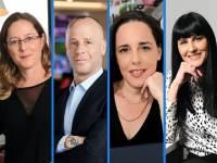 2020 הסיפורים הגדולים - כתבי הבריאות / צילום: איל יצהר, יח״צ חדשות 12