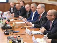 """דיונים בנושא ההיערכות הכלכלית להשלכות נגיף הקורונה / צילום: עמוס בן גרשום, לע""""מ"""