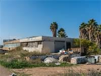 חורבות מפעל סוסיתא בטירת הכרמל / צילום: ערן גילווארג