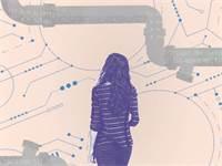 לאן נעלמות הנשים בהייטק / הדמיה: אפרת לוי, גלובס