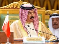 מלך בחריין, חאמד בן עיסא אל ח'ליפה / צילום:  Bandar Algaloud/Courtesy of Saudi Royal Court, רויטרס