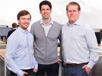 יאן דיפן, קובי אלדר, ושטפן ישוניק, מייסדי Zeitgold / צילום: Zeitgold