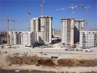 """פרויקט בנייה של חברת תדהר, בפרויקט פסגות אפק / צילום: יח""""צ"""