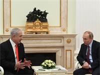 """פגישת נתניהו ופוטין במוסקבה / צילום: קובי גדעון, לע""""מ"""