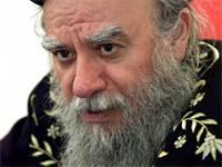 הרב הראשי לשעבר אליהו בקשי דורון / צילום: AP