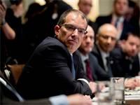 """מנכ""""ל מודרנה סטפן בנסל / צילום: Andrew Harnik, AP"""