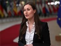 ראשת ממשלת פינלנד, סאנה מארין / צילום: Francisco Seco, Pool, AP