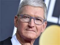 """מנכ""""ל אפל, טים קוק  / צילום: Hahn Lionel/ABACA, רויטרס"""