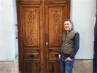 אמיר טייג, מדריד / צילום: אמיר טייג