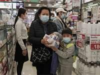 בהלת וירוס הקורונה בהונג קונג / צילום: Kin Cheung, Associated Press
