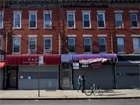 חנויות סוגרות בניו יורק / צילום: David Boe, AP