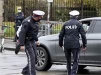 שוטרים בווינה בסוף אוקטובר / צילום: Ronald Zak, AP