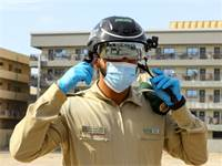 שוטר בדובאי / צילום: Ahmed Jadallah, רויטרס