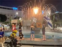 הפגנות נגד ראש הממשלה בכיכר דיזנגוף / צילום: שני אשכנזי