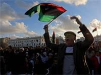 הפגנה בלוב / צילום: Ismail Zitouny, רויטרס