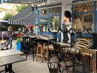 בית קפ הסגור בתל אביב / צילום: שני מוזס, גלובס