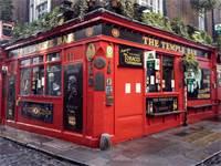פאב סגור בדבלין בעקבות סגר / צילום: שאטרסטוק