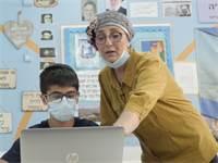 דרכא מורה ותלמיד  / צילום: מתן פורטנוי, גלובס