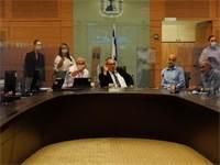 ההצבעה על אישור החוק בועדת חוק, חוקה ומשפט / צילום: עדינה ולמן, דוברות הכנסת