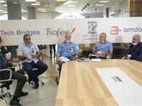 פאנל שילוב החברה הערבית בכלכלה הישראלית / צילום: איל יצהר, גלובס