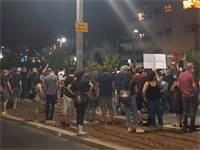 הפגנה נגד בנימין נתניהו בתל אביב / צילום: ענת ביין, גלובס