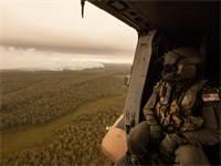 צנחני הצלה באוסטרליה / צילום: Private (P) Michael Currie, רויטרס