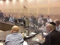 אישור החוק הנורבגי בוועדת חוק, חוקה ומשפט בכנסת / צילום: עדינה ולמן, דוברות הכנסת