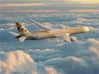 """מטוס של חברת איתיחאד מאיחוד האמירויות / צילום: יח""""צ"""