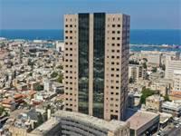 מגדל הארמון בחיפה / צילום: צחיקי בנשטיין