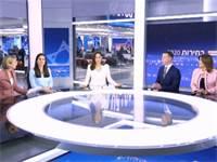משדר הבחירות של חדשות 12 אמש / צילום: יחצ