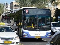 אוטובוס חברת דן / צילום: איל יצהר, גלובס
