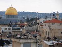מבט מטיילת החומות / צילום: יותם יעקבסון