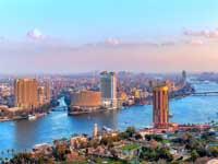 קהיר על הנילוס / צילום:  צילומים: Shutterstock | א.ס.א.פ קריאייטיב