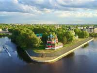 הקרמלין (מבצר) של העיר אוגליץ'/  Shutterstock | א.ס.א.פ קריאייטיב