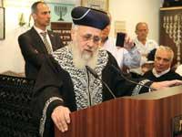 הרב יצחק יוסף  / צילום:  דוברות הכנסת