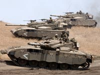 טנק מרכבה מלחמה / צלם: אריאל ירוזלימסקי
