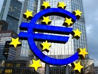 הבנק המרכזי של אירופה  ECB יורו / צלם:  רויטרס