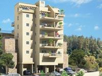 הדמיית פרויקט המגורים להשכרה בחיפה - קרדיט הדמיה: משרד א. ניסן-ד. רווה אדריכלים