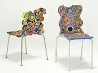 רהיטים בעיצובם של האחים קמפנה / צלם: יחצ